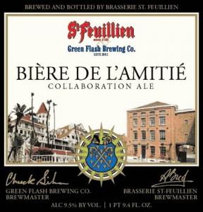 ビエール ドゥ ラミティエ(Bière de L'Amitié)
