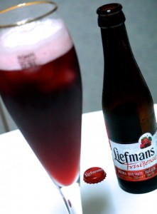 Liefmans on the Rocks