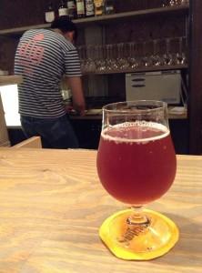 digTとビール