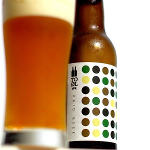 Raid Beer Hoppy Lager